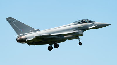 ZK439 - Eurofighter Typhoon FGR.4 - United Kingdom - Royal Air Force (RAF)