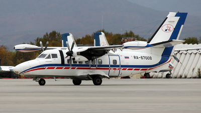 RA-67008 - Let L-410UVP-E20 Turbolet - Petropavlovsk-Kamchatskoe Aviation Enterprise