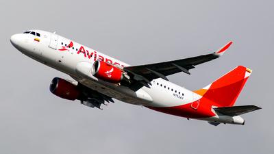 N753AV - Airbus A319-115 - Avianca
