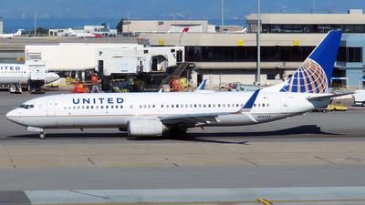 N14242 - Boeing 737-824 - United Airlines