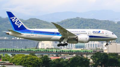 JA829A - Boeing 787-8 Dreamliner - All Nippon Airways (ANA)