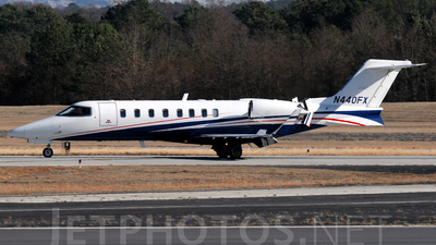 A picture of N440FX - Learjet 45 - [45346] - © Agustin Anaya