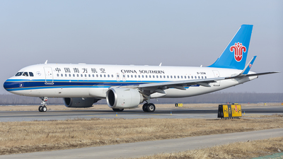 B-301W - Airbus A320-251N - China Southern Airlines