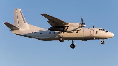 A picture of URELF - Antonov An26 - Air Urga - © Boyko Valchev