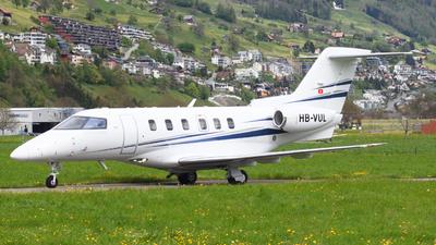 HB-VUL - Pilatus PC-24 - Pilatus Aircraft