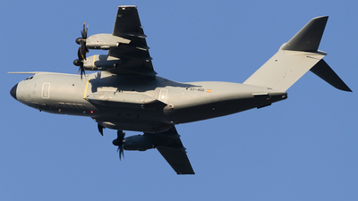 A picture of EC400 - Airbus A400M - Airbus - © DN280