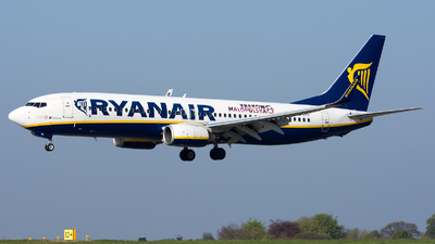EI-EPD - Boeing 737-8AS - Ryanair