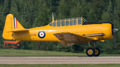 CF-PST - North American AT-6 Harvard II - Private