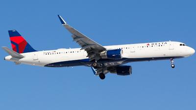 N375DN - Airbus A321-211 - Delta Air Lines