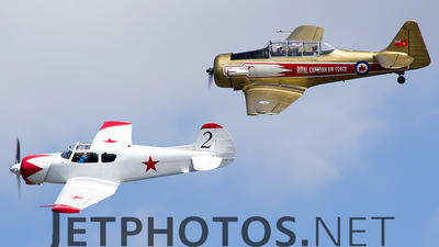 A picture of N416RG -  - [5200208] - © PrestonFiedler