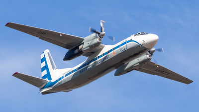 UP-AN423 - Antonov An-24RV - Southern Sky