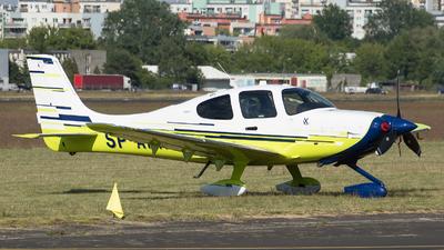 SP-AMR - Cirrus SR22-X - Private
