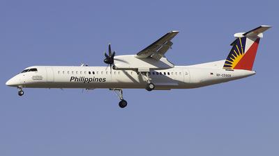 RP-C5909  - Bombardier Dash 8-Q402 - PAL Express