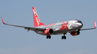 A picture of GJZHZ - Boeing 7378MG - Jet2 - © Alfonso Solis