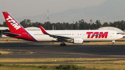 PT-MOA - Boeing 767-316(ER) - TAM Linhas Aéreas