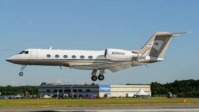 N394AK - Gulfstream G-IV(SP) - Talon Air