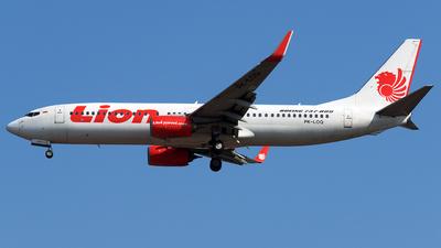 A picture of PKLOQ - Boeing 7378GP - Lion Air - © Bernard Effendy