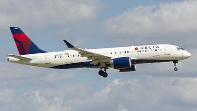 N304DU - Airbus A220-371 - Delta Air Lines