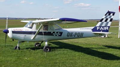 A picture of OKPOH - Reims Cessna F152 - [F15201776] - © Václav Kudela