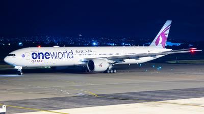 A7-BAG - Boeing 777-3DZER - Qatar Airways