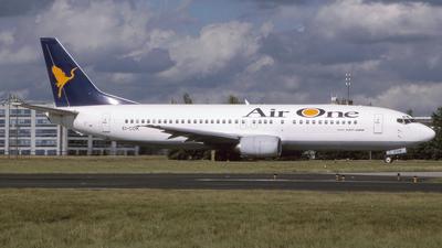 EI-COK - Boeing 737-430 - Air One