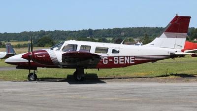 A picture of GSENE - Piper PA34200T Seneca II - [348170069] - © David Cook