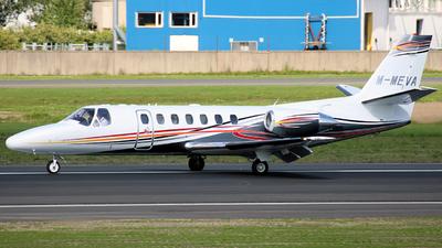 M-MEVA - Cessna 560 Citation Ultra - Private