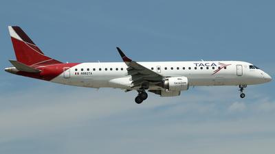N982TA - Embraer 190-100IGW - TACA International Airlines