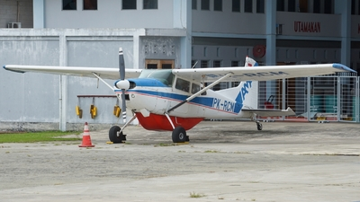 PK-RCM - Cessna 185 Skywagon - Associated Mission Aviation