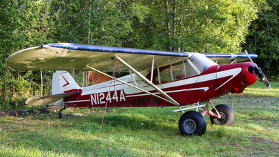 N1244A - Piper PA-18 Super Cub - Hudson Air