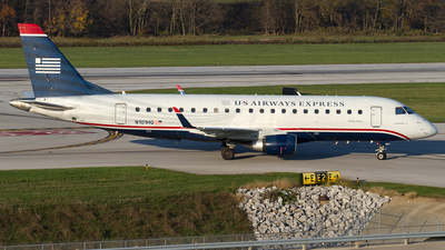 N101HQ - Embraer 170-200LR - US Airways Express (Republic Airlines)