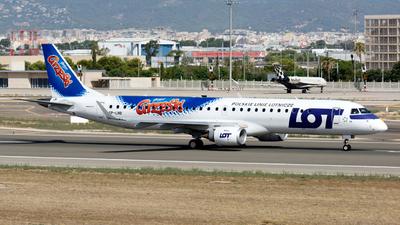 A picture of SPLNB - Embraer E195LR - LOT - © Toni Marimon