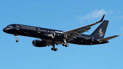 G-TCSX - Boeing 757-2K2 - TAG Aviation