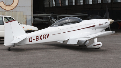 G-BXRV - Vans RV-4 - Private