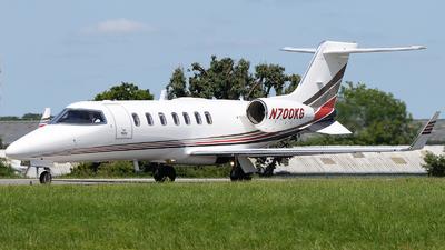 N700KG - Bombardier Learjet 45 - Private