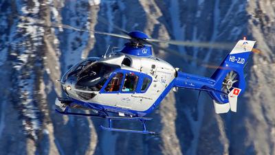 HB-ZJD - Eurocopter EC 135P1 - Lions Air