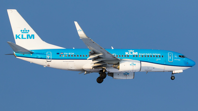 A picture of PHBGM - Boeing 7377K2 - KLM - © Teemu Pesonen