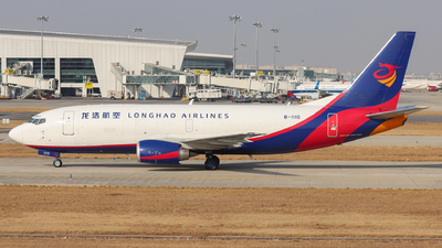 B-1110 - Boeing 737-34S(BDSF) - Longhao Airlines