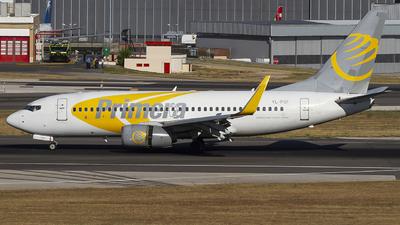 YL-PSF - Boeing 737-7Q8 - Primera Air Nordic
