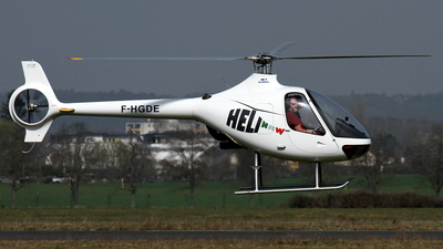 F-HGDE - Guimbal Cabri G2 - Heli NRW
