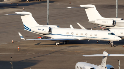 A picture of BKCK - Gulfstream Aerospace GVSP (G550) - [5228] - © Lewis Edward Latham