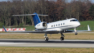 A picture of N213EF - Gulfstream IV - [1283] - © Andy A.