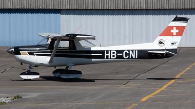 A picture of HBCNI - Cessna F152 - [1494] - © Alexandre Fazan