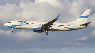 SP-ESE - Boeing 737-8Q8 - Enter Air