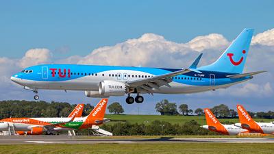 G-TUMV - Boeing 737-8 MAX - TUI
