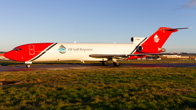 G-OSRB - Boeing 727-2S2(Adv)(F) - T2 Aviation