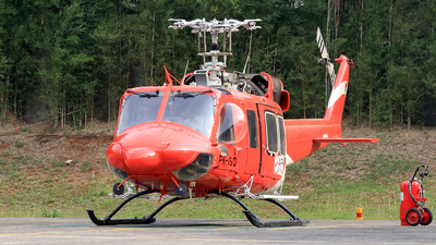 PK-USO - Bell 412EP - National Utility Helicopters