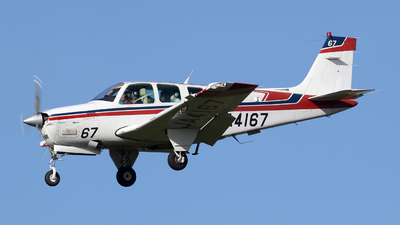 JA4167 - Beechcraft A36 Bonanza - JPA Flight Academy