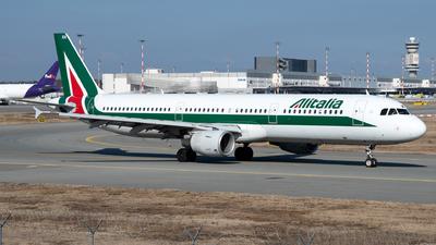 I-BIXN - Airbus A321-112 - Alitalia