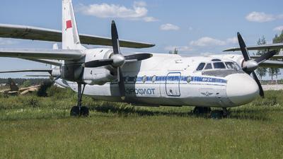 CCCP-46746 - Antonov An-24 - Aeroflot